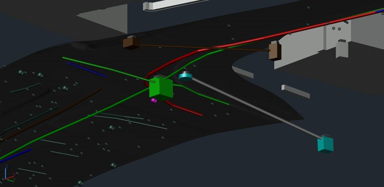3D Underground Utility Mapping