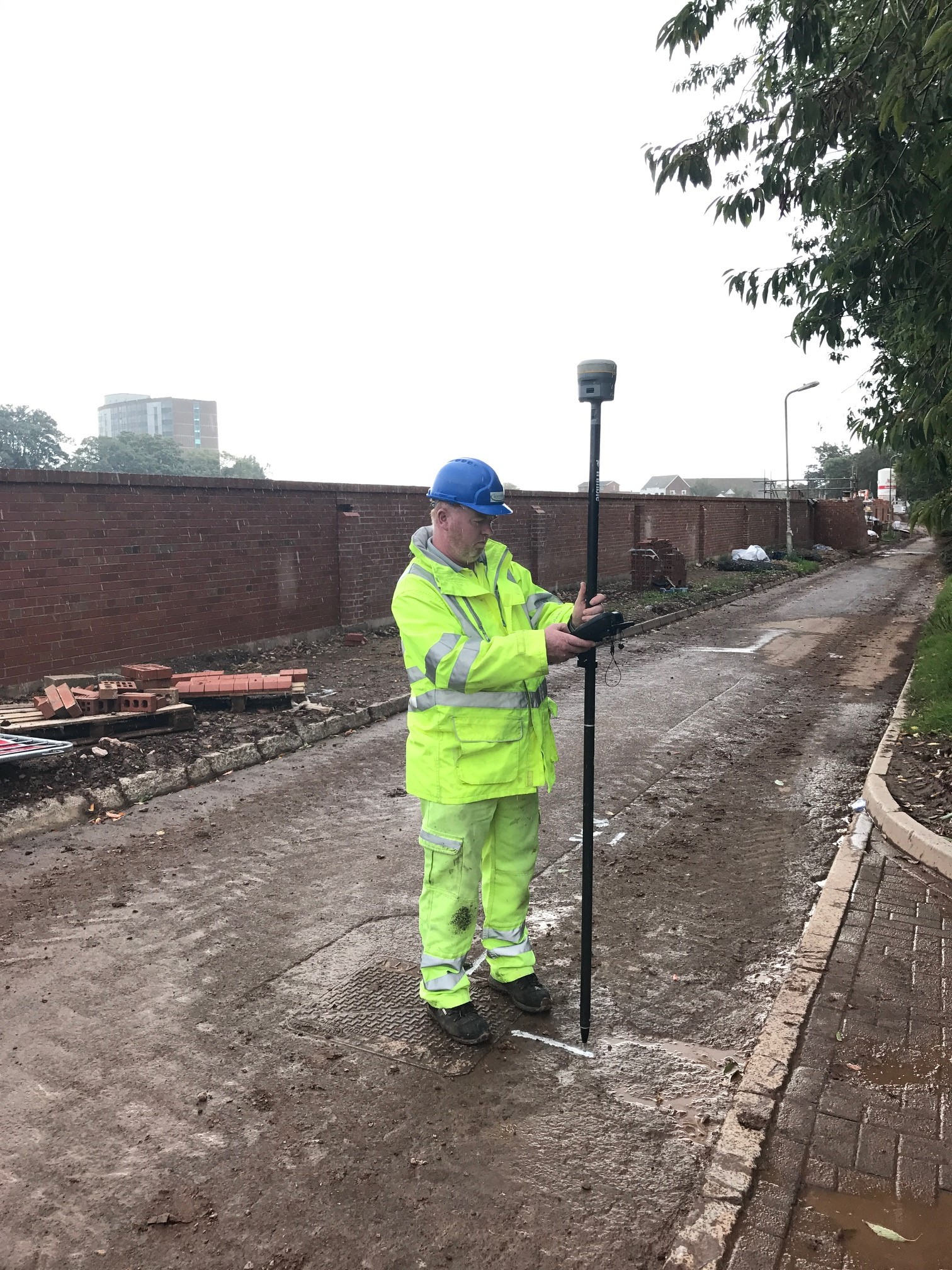 Utility Mapping Surveys