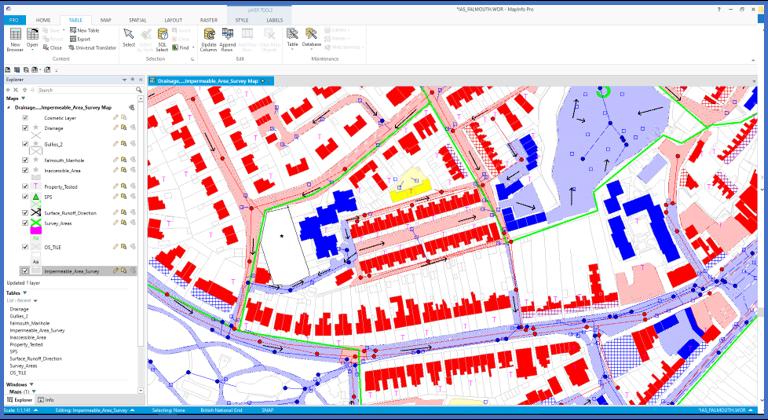 GIS Mapping | GIS Surveyor