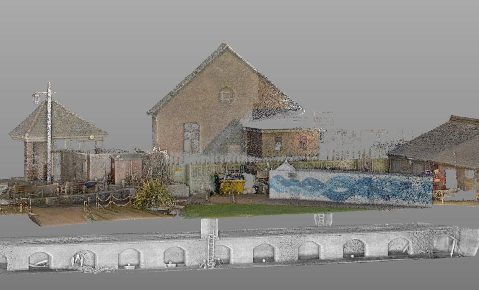 Laser Scanning | LiDAR - Glanville Geospatial Services, Devon