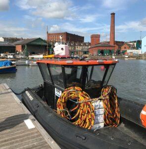 Boat Mounted Leica Pegasus